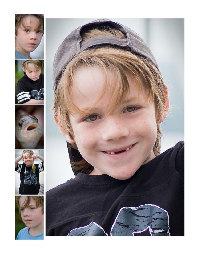 Nathan, 6 ans